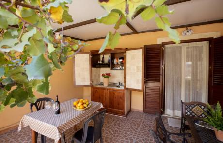 Sikania Suite Camere Deluxe Terrazzo