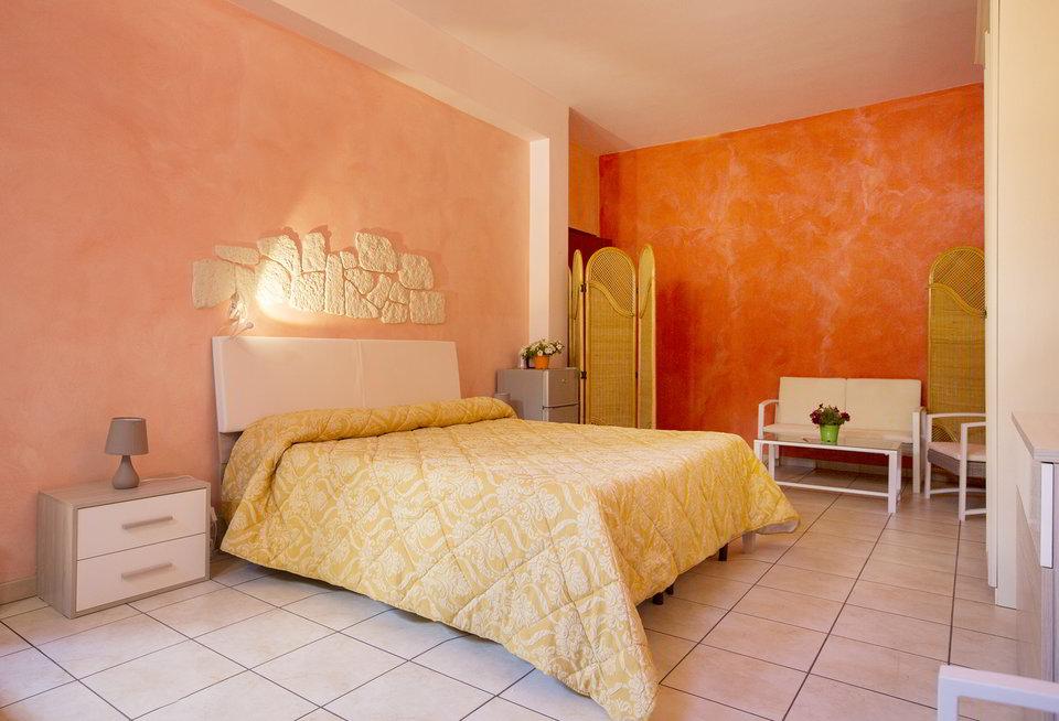 Una delle camere del nostro Hotel a Pozzallo (Camera Standard)