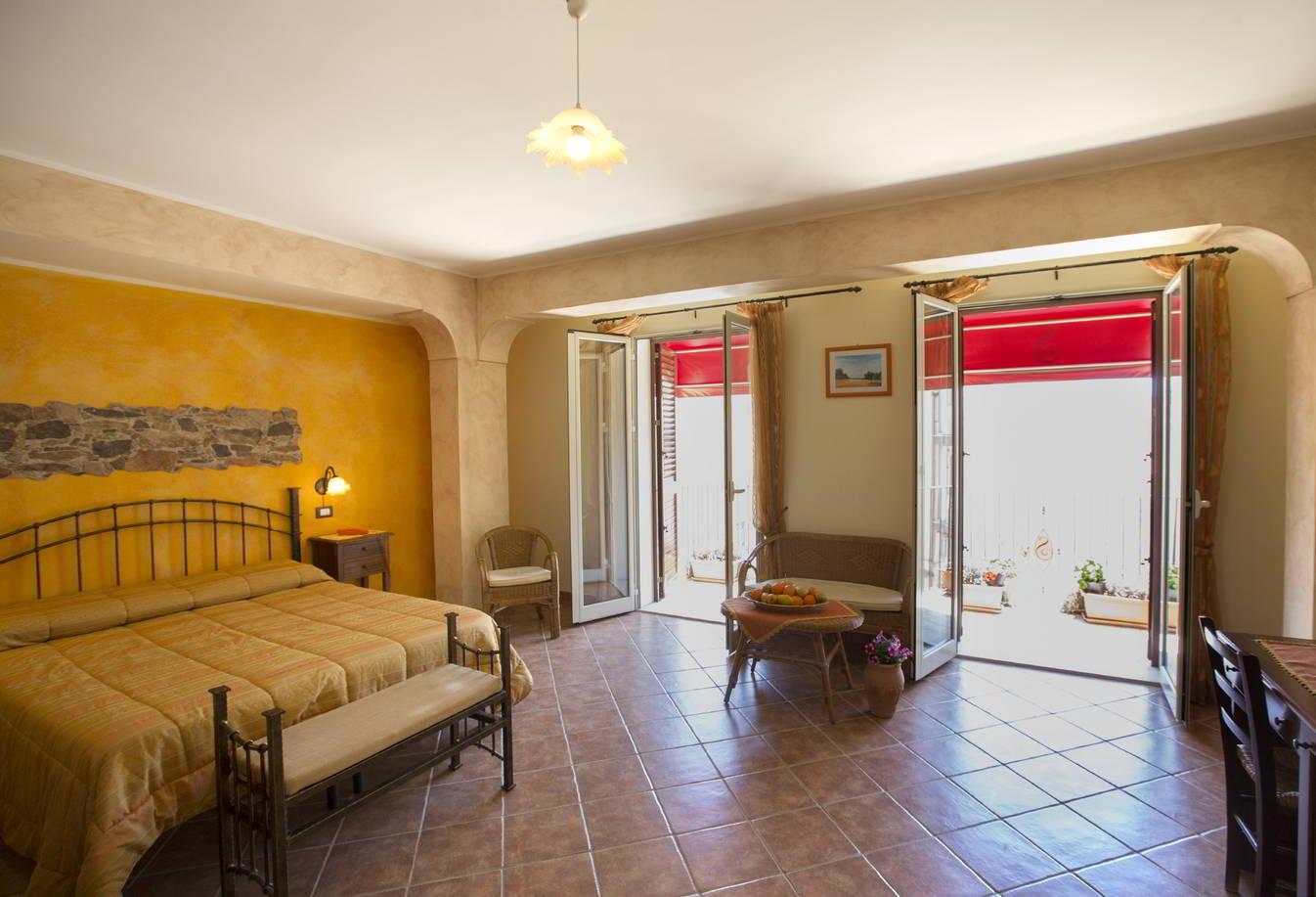 Sikania Suite Camere Superior con Balcone
