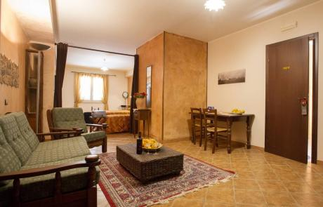 Sikania Suite Suite Apartment Ingresso